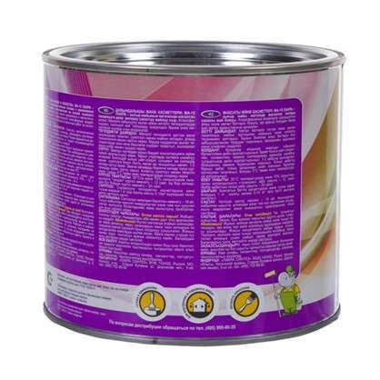 Краска Лакра МА-15 цвет белый 1.9 кг