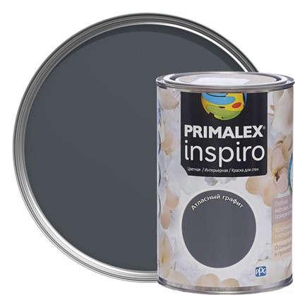 Краска Primalex Inspiro 1 л Атласный графит