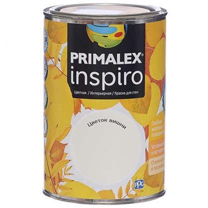 Краска Primalex Inspiro 1 л Цветок вишни