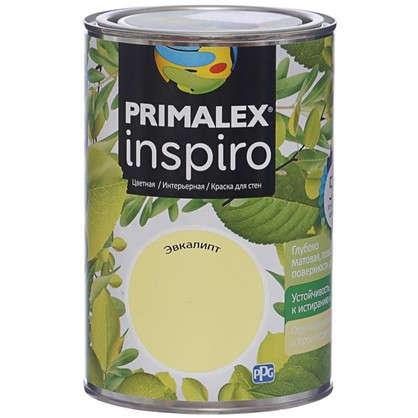 Краска Primalex Inspiro 1 л Эвкалипт