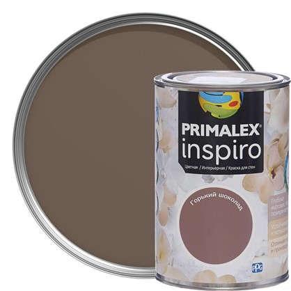 Купить Краска Primalex Inspiro 1 л Горький шоколад дешевле
