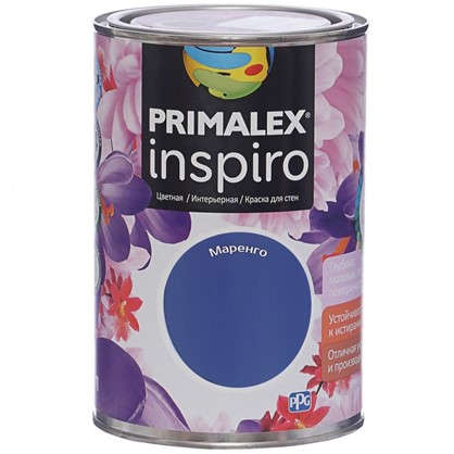 Краска Primalex Inspiro 1 л Маренго