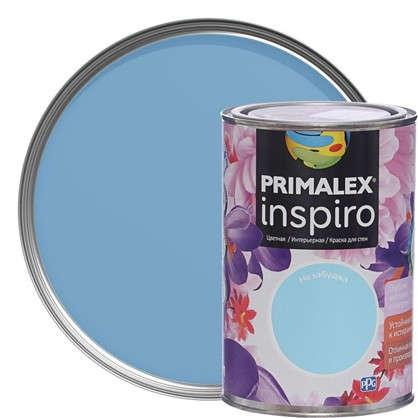 Краска Primalex Inspiro 1 л Незабудка