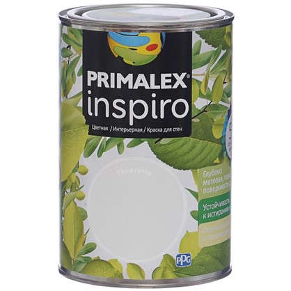 Краска Primalex Inspiro 1 л Платина