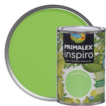 Краска Primalex Inspiro 1 л Зеленое лето