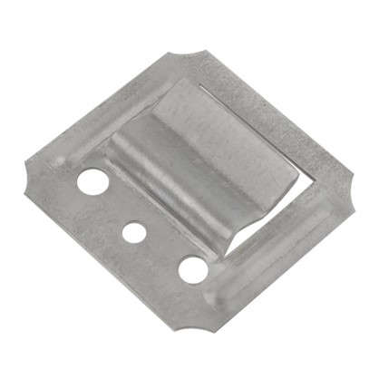 Крепеж для вагонки №1 с гвоздями 20х20 мм 100 шт.