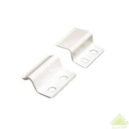 Крепление для москитной сетки пластик цвет белый 4 шт.