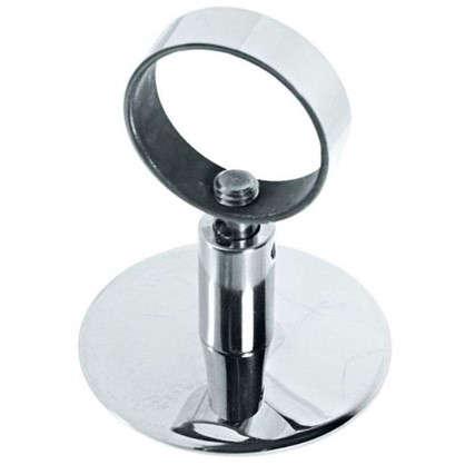 Крепление для полотенцесушителя телескопическое разъемное 1 нержавеющая сталь