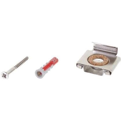 Крепление для зеркал SKL-M K 4х40 мм нейлон цвет серебро 4 шт.