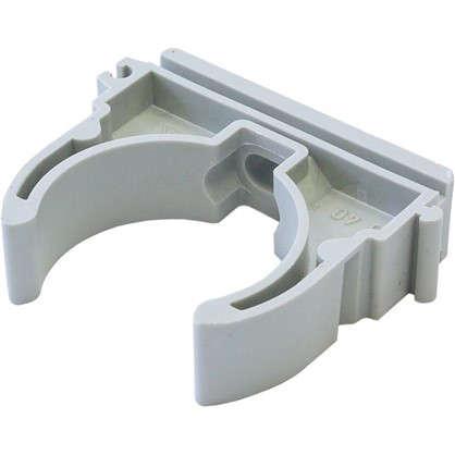 Крепеж трубы d 40 мм полипропилен