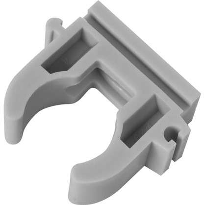 Крепеж трубы FV-Plast -Plast 20 мм полипропилен цвет серый