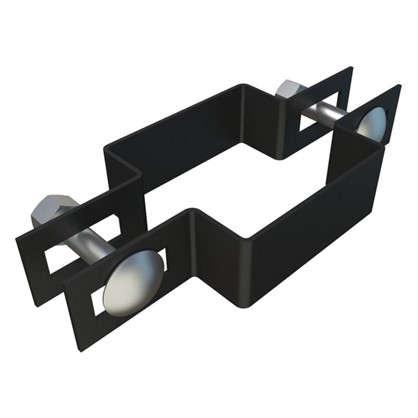 Крепежный хомут центральный 60х60 мм цинк