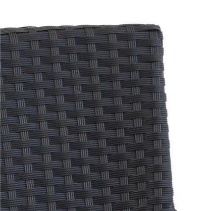 Купить Кресло Марэ цвет чёрный дешевле