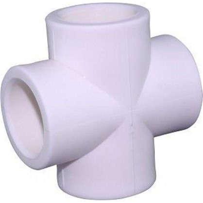 Крестовина 20 мм полипропилен