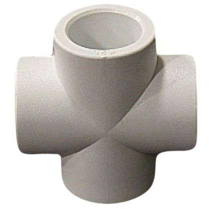 Крестовина 32 мм полипропилен