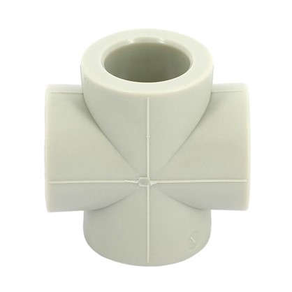 Купить Крестовина FV-Plast 25 мм полипропилен дешевле