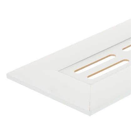 Купить Крышка для экрана универсальная 120 см цвет белый дешевле