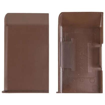 Купить Крышка для Sсarpi-4 цвет коричневый 2 шт. дешевле