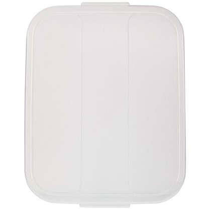 Крышка для ящика многофункциональная 42х1.5x32 cм пластик цвет прозрачный