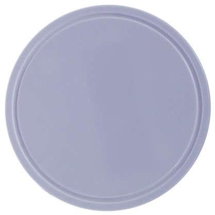 Купить Крышка к круглой распределительной коробке пластик цвет белый дешевле