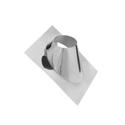 Купить Крышная разделка угловая 430/0.5 мм D210 мм дешевле
