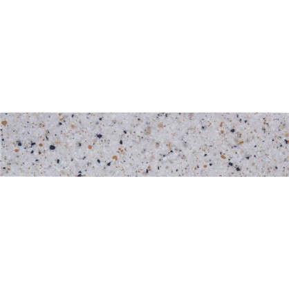 Кромка №131 с клеем для плинтуса 305х3.2 см цвет гренобль