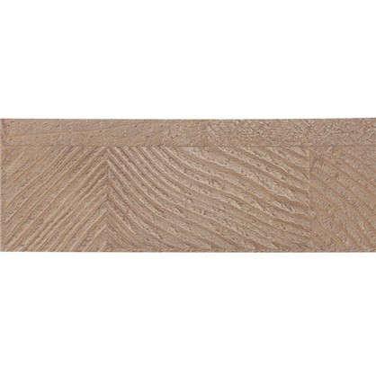 Купить Кромка №2044 с клеем для плинтуса 300х3.2 см цвет древесный брус дешевле