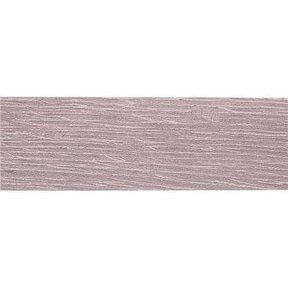 Купить Кромка №3310 без клея для плинтуса 305х3.2 см цвет серый дешевле