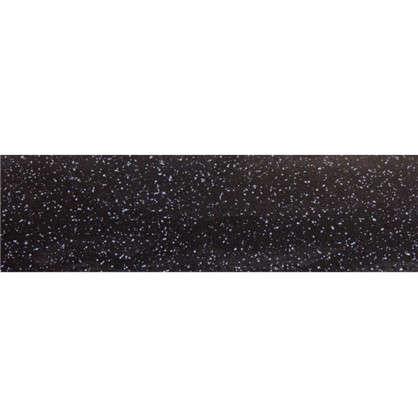 Кромка №4018 с клеем для столешницы 300х4.2 см цвет галактика