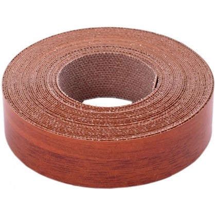 Кромочная лента 19 мм 5 м цвет итальянский орех