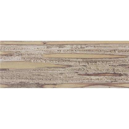 Кромочный пластик для столешницы с клеем 2042м Бамбук 4.5х305 см