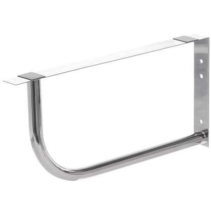 Купить Кронштейн 450х245 мм нержавеющая сталь 2 шт. дешевле