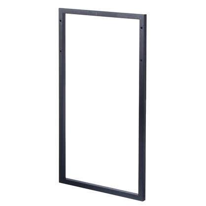 Купить Кронштейн для тумбы 380х700 мм цвет чёрный дешевле