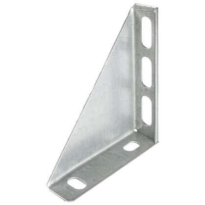 Купить Кронштейн опорный 150 мм сталь оцинкованная дешевле