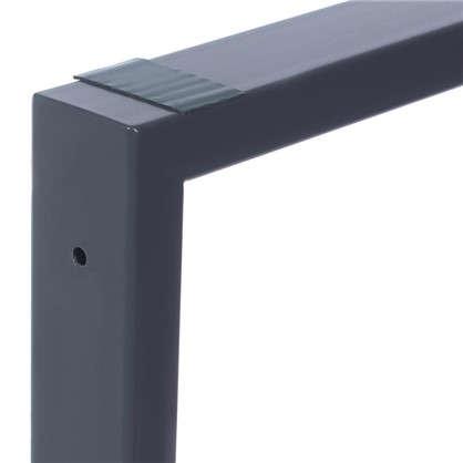 Купить Кронштейн подвесной 450х300 мм цвет серый 2 шт. дешевле