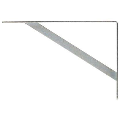 Кронштейн промышленный 30х20 см цвет серый