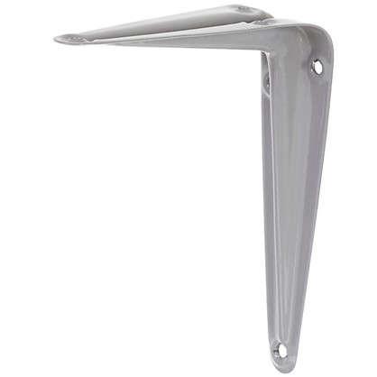 Кронштейн Utility 10х12.5 см нагрузка до 15 кг цвет серый