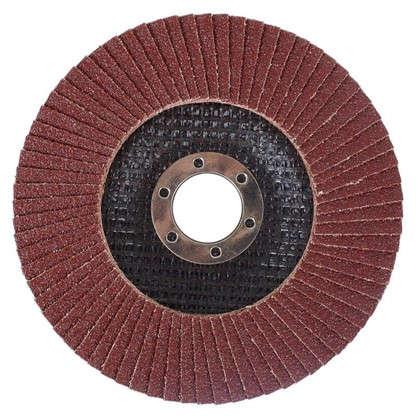 Круг лепестковый Р80 125х22 мм