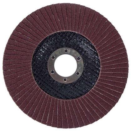 Круг лепестковый угловой Р40 125х22 мм