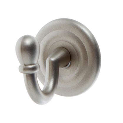 Крючок большой металл цвет хром