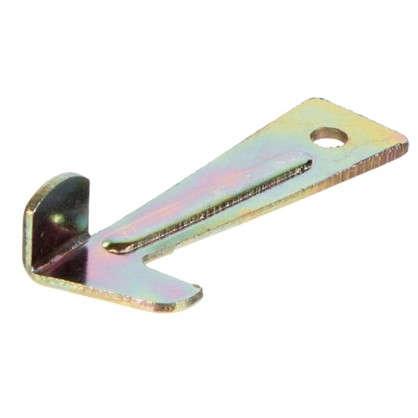 Купить Крючок-фиксатор оцинкованная сталь дешевле
