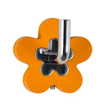 Крючок Fiore цвет оранжевый