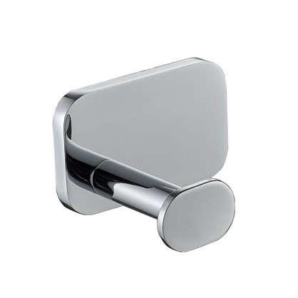 Крючок Kraft металл цвет хром