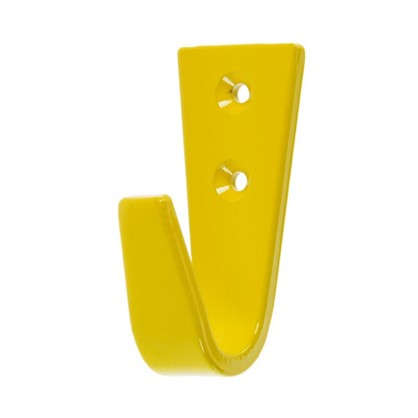 Крючок LHK186YE металл цвет желтый
