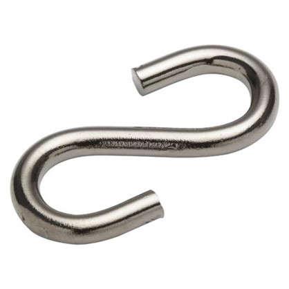 Крючок S-образный Standers 3 мм цвет медь 2 шт.