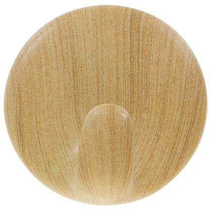 Крючок самоклеющийся Bao цвет бамбук