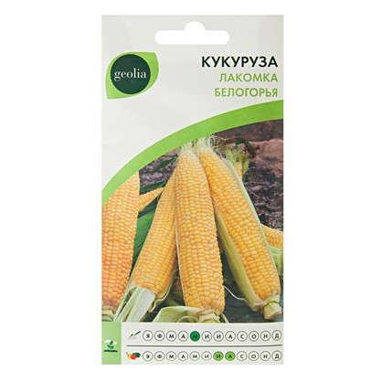 Кукуруза Geolia Лакомка Белогорья