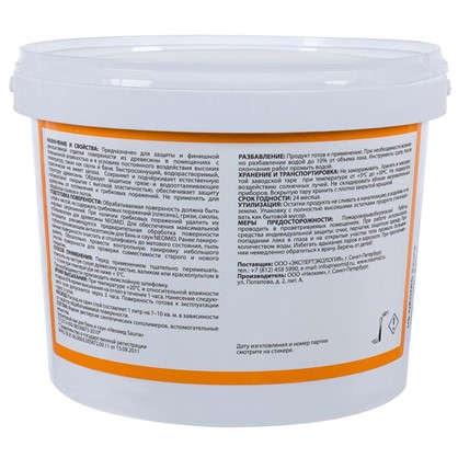 Лак для бань и саун акриловый полуматовый Neomid 2.5 л