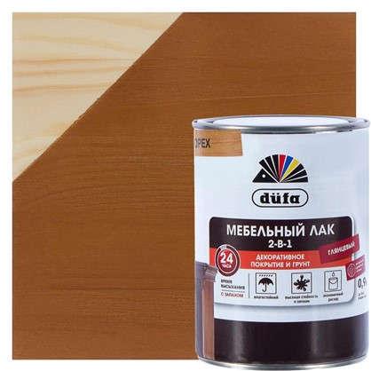 Лак для мебели алкидный цвет орех 0.9 л