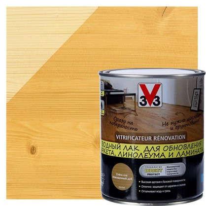 Купить Лак для реновации водный V33 цвета дуб 0.75 л дешевле